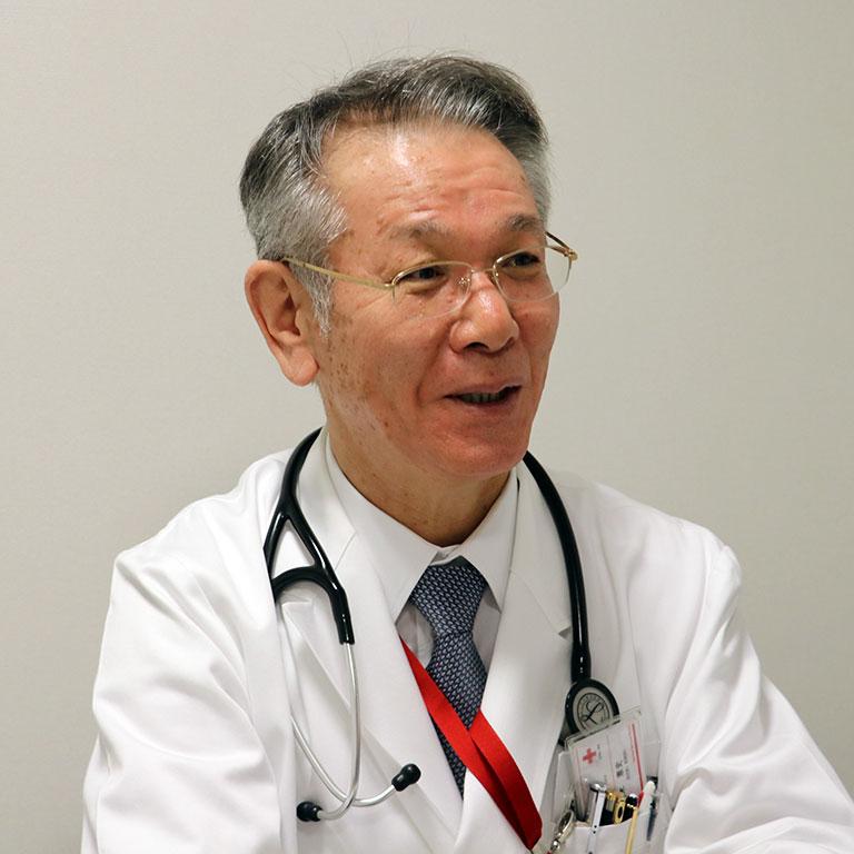 日本赤十字社医療センター 骨髄腫アミロイドーシスセンター長の鈴木憲史氏
