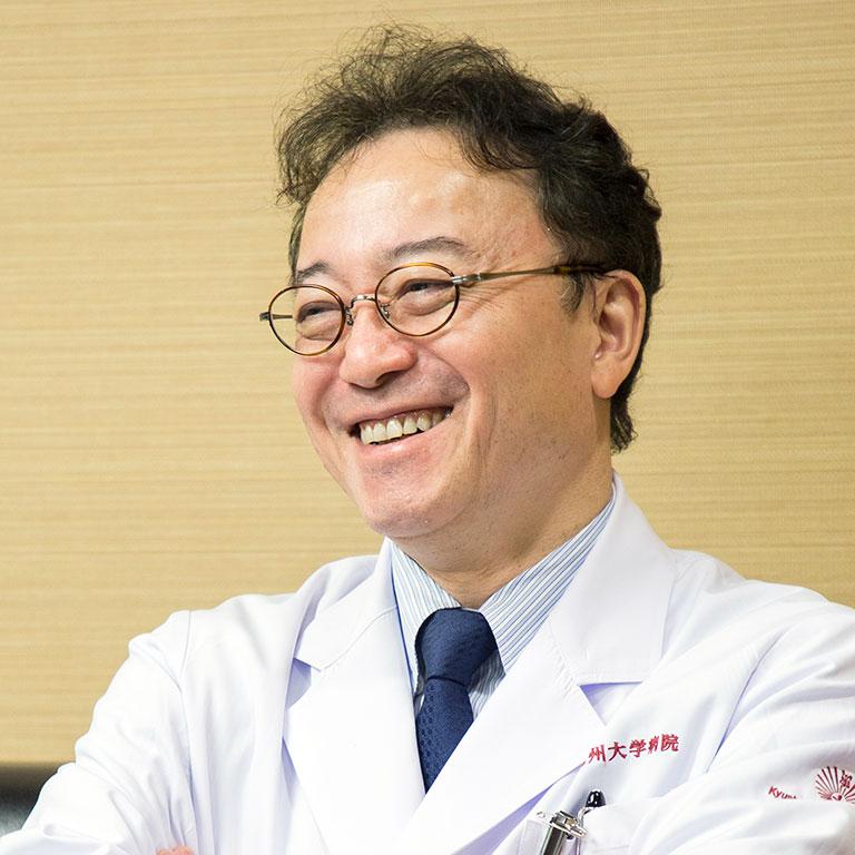 日本血液学会理事長の赤司浩一氏