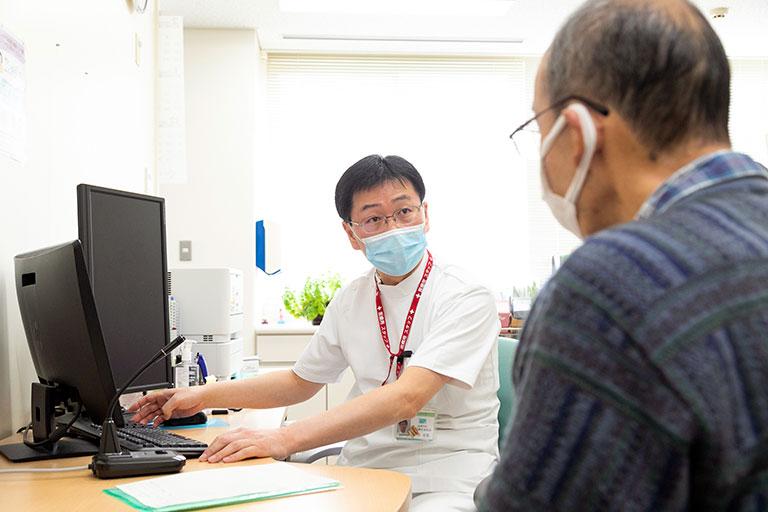 茨城県央・県北の血液疾患診療の中核 患者急増に強固なチームワークで対応(前編)