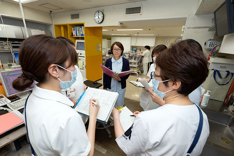 提案型の多職種連携がさらに進化 患者と医師・看護師がコアとなり病歴と病状を共有(中編)