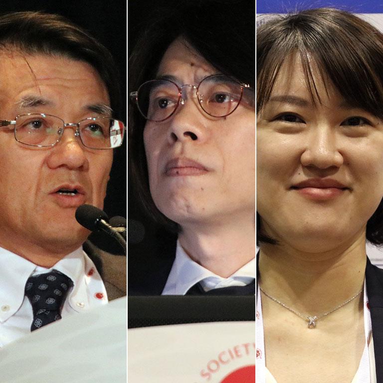 日本人のALL、AML、MDSの治療について3つの臨床試験の結果が報告される